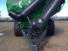 Grain King 46T Haul Out / Chaser Bin Harvester/Header - picture1' - Click to enlarge