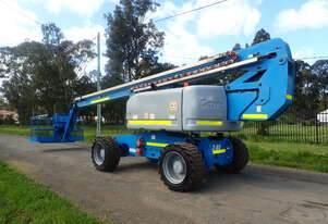 Genie Z80/60 Boom Lift Access & Height Safety