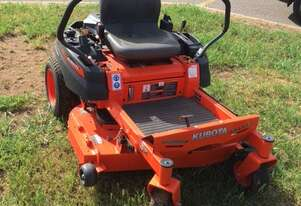 Kubota Demo   Z122R Mower