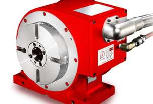 CNC Rotary & 5-Axis Trunnions