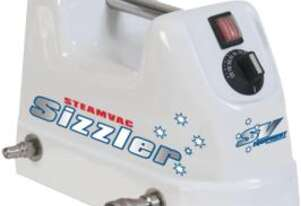 The OEM since 1977 presents the Steamvac Sizzler