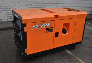 70 CFM 110PSI AIRMAN JAPAN COMPRESSOR , VERY GOOD CONDITION , SERVICED AND TESTED