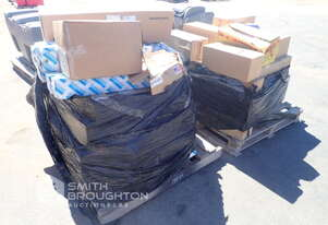 2 X PALLETS COMPRISING OF ASSORTED AIR FILTERS