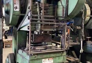 Wallbank 353AG 35 Ton Power Press