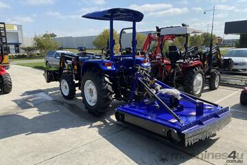 Lovol M504 50hp Tractor with Front End Loader