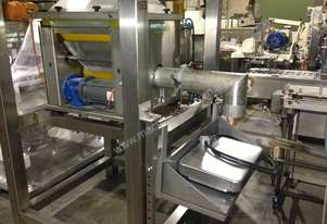 POWDERFILLER/WEIGHFEEDER/SCREW/FOOD/PHARMACEUTICAL