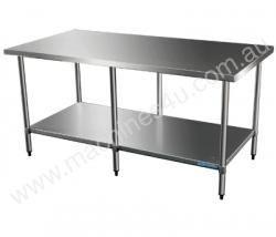Brayco 3084 Flat Top Stainless Steel Bench (762mmW