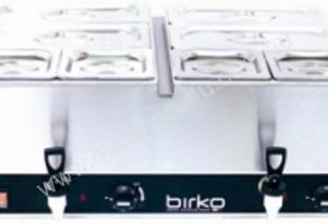 Birko 1110102 Counter-Top Two Full Tray Bain Marie