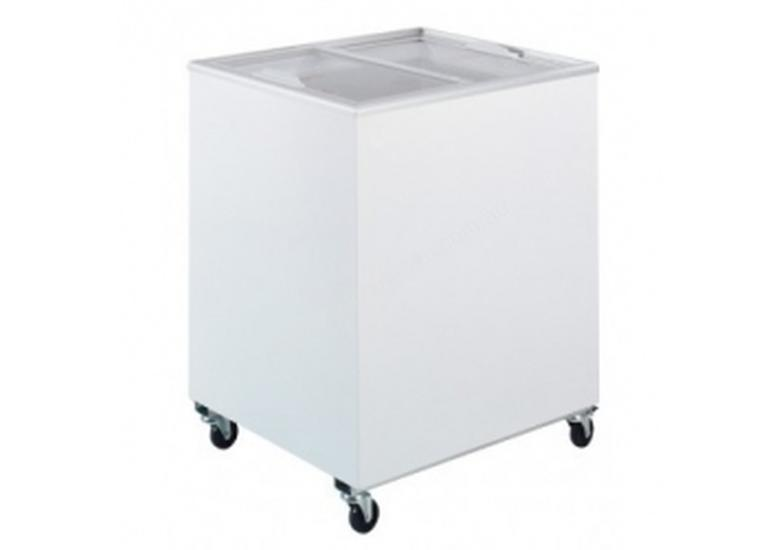 Bromic CF0200FTFG - Flat Glass Top Chest Freeze - 191L
