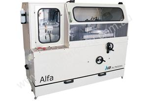 ALFA - TWIN BLADES CUTTING OF MACHINE