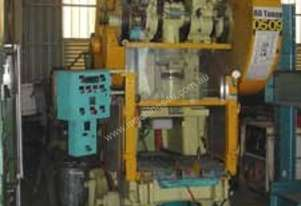 80 Ton inclinable press