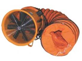 TRADEQUIP VENTILATION FAN 400MM WITH 5M HOSE