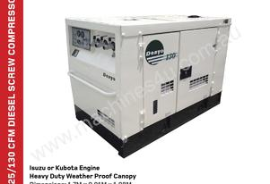 Airman   125CFM Air Compressor