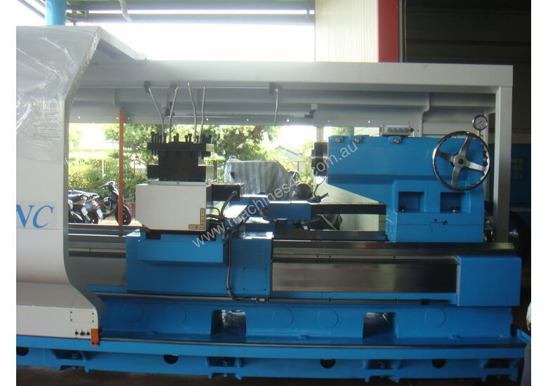 Heavy Duty Kinwa 1150mm Swing CNC Lathe CL68