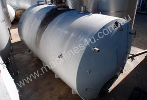 Stainless Steel Mixing Tank - Capacity 13,000 Lt.