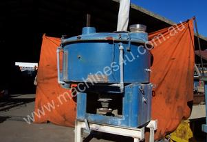 Stainless Steel Lined powder mixer