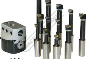 BC-3K Precision Boring Head Kit Ø75mm Head Requires Spindle Arbor To Suit Machine