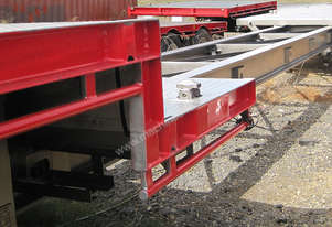 Freightmore Drop Deck Extendable Trailer