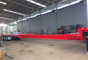 BRAND NEW Freightmore Drop Deck Extendable Trailer Finance Available