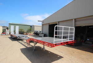 BRAND NEW 2020 Freightmore Drop Deck Extendable Trailer Finance Available