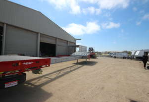 2019 Brand new Drop Deck Extendable Trailer Finance Available