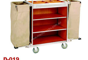 D-019 Housekeeping Linen Trolley