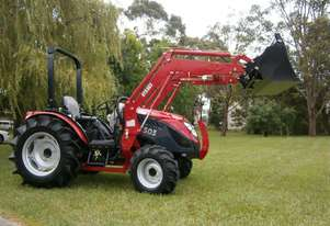 TYM T503 16/16 4WD ROPS with 4-in-1 Loader