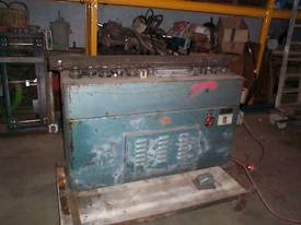 RAS DUCT SEAMING MACHINE - picture0' - Click to enlarge