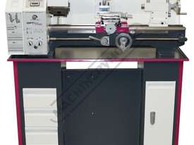 TU-2506V Opti-Turn Bench Lathe 250 x 550mm Turning Capacity - 26mm Spindle Bore Electronic Variable  - picture2' - Click to enlarge