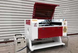 CNC Co2 LASER CUTTING MACHINE 80W 700 X 500 RS807050 REDSAIL