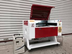 CNC Co2 LASER CUTTING MACHINE 80W 700 X 500 RS807050 REDSAIL - picture0' - Click to enlarge