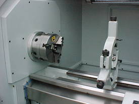 Ajax 360mm Swing Flat Bed Teach-In CNC Lathe - picture8' - Click to enlarge