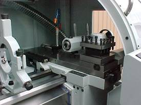 Ajax 360mm Swing Flat Bed Teach-In CNC Lathe - picture4' - Click to enlarge
