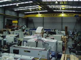 Ajax 360mm Swing Flat Bed Teach-In CNC Lathe - picture12' - Click to enlarge