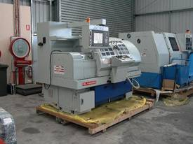 Ajax 360mm Swing Flat Bed Teach-In CNC Lathe - picture5' - Click to enlarge