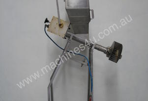 Stainless Steel Screw Dispenser Feeder
