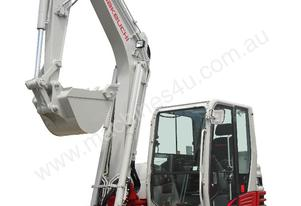 NEW TAKEUCHI TB285 8.5T REDUCED SWING