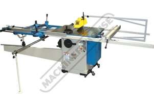 ST-12DP4 Table Saw Package Deal 820 x 800mm Cast Iron Table Ø305mm Saw Blade, Includes 1250mm Slidi