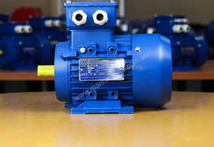 0.37kw/0.5HP 2800rpm 14mm shaft motor Three-phase
