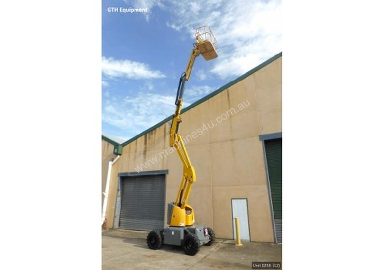Haulotte HA 120 PX (Unit 0259) Knuckle Boom Lift