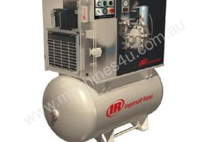 26cfm IR Screw Air Compressor, with Dryer & Filter