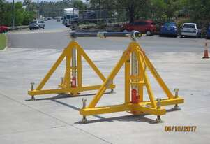 REDMOND GARY - HYDRAULIC ADJUSTABLE DRUM STANDS