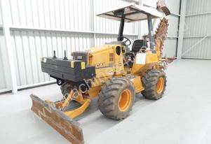 Case 1995   560 Trencher