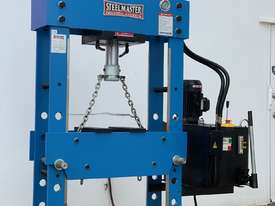 66Ton Fixed & Sliding Head Heavy Duty Industrial Industrial Shop Press - picture0' - Click to enlarge