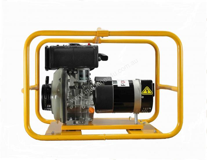 2,600W POWERLITE GENERATOR WITH BATTERY