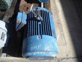 WESTERN ELECTRIC 10HP 3 PHASE ELECTRIC MOTOR/ 1440 - picture2' - Click to enlarge