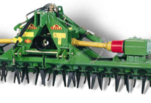 Maxi   FOLDING Power Harrow