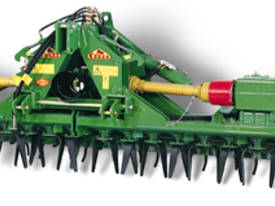 MAXI FOLDING Power Harrow - picture0' - Click to enlarge