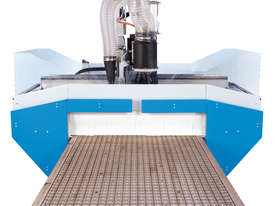 Flat bed nesting cnc machine - made in Italy - picture8' - Click to enlarge