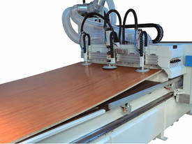 Flat bed nesting cnc machine - made in Italy - picture0' - Click to enlarge